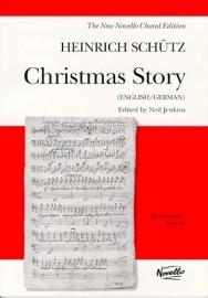 CRISTMAS STORY - Schütz | Novello