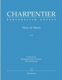 Messe de Minuit H9 - Charpentier | Barenreiter