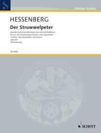 Der Struwwelpeter - Kurt Hessenberg