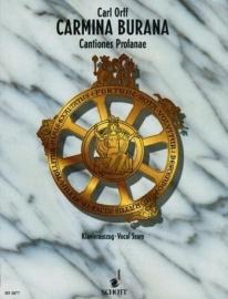 Carmina Burana : Cantiones profanae-Orff