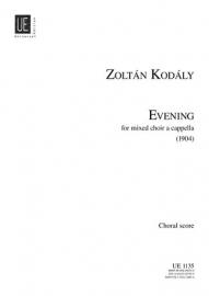 Evening - Zoltan Kodaly