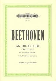 An die Freude op.125 - Beethoven | Peters
