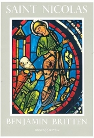 Saint Nicolas op.42- Britten | Boosey