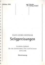 Seligpreisungen- Bertram