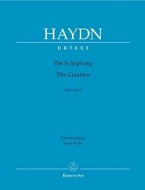 Die Schöpfung Hob.XXI:2- Haydn | Barenreiter