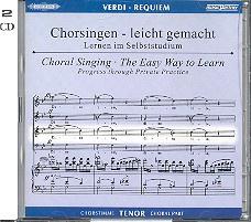 Verdi - Requiem oefen cd - TENOR
