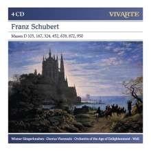 Sämtliche Messen - Schubert | CD