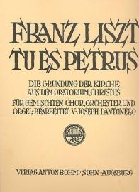 Tu es Petrus - Liszt