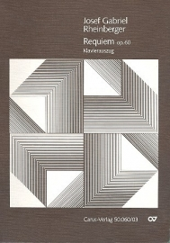 Requiem op.60 - Rheinberger