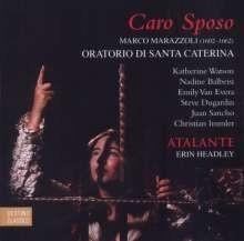 Oratorio di Santa Caterina- Marazzoli | CD