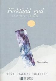 Förlädd gud op.24  - Larsson