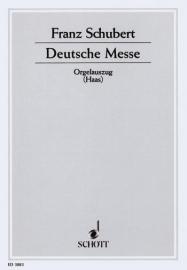 DEUTSCHE MESSE - Schubert | Schott