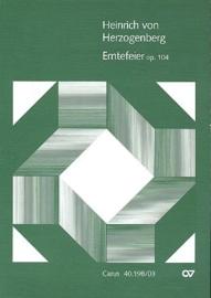 Erntefeier op.104 - Herzogenberg