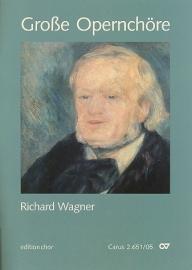 Große Opernchöre - Wagner | Carus