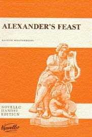 Alexander`s feast - Händel | Novello