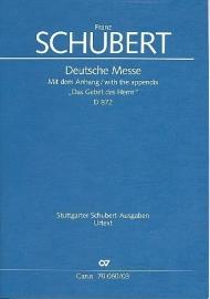 Deutsche Messe D872 - Schubert | Carus
