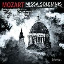 "Messe KV 337 ""Missa solemnis""- Mozart | CD"