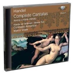 Complete Cantatas deel 3 - Händel | CD