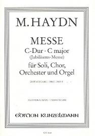 Messe C-Dur - Brahms | Kunzelmann