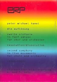 Sinfonie Nr.2 Die Auflösung - Hamel