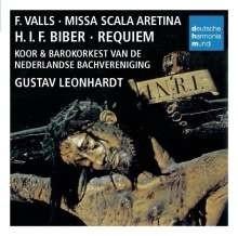 Requiem - Heinrich Ignaz Biber | CD