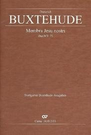 Membra Jesu nostri- Buxtehude | Carus