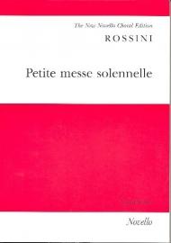 Petite messe solennelle - Rossini | Novello