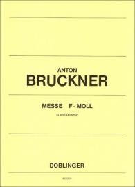 Messe f-Moll - Bruckner | Doblinger