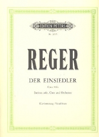 Der Einsiedler op.144a - Reger | Peters