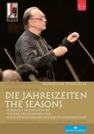 Die Jahreszeiten - Haydn -Harnoncourt | DVD