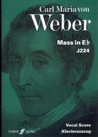 Messe Es-Dur - Weber | Faber Music