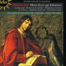 Missa Ecce Ego Johannes- Palestrina | CD