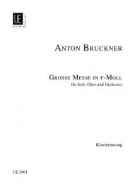 Große Messe f-Moll Nr.3 - Bruckner