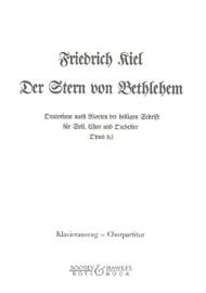 Der Stern von Bethlehem - Friedrich Kiel
