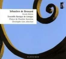 Motetten - Sebastien de Brossard | CD