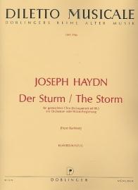 Der Sturm Hob.XXIVa:8 - Haydn | Doblinger