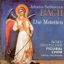 Motetten BWV 225-230 - Bach | CD