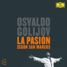 Markus Passion - Golijov | CD