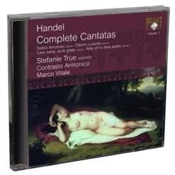 Complete Cantatas-deel1 -Händel | CD