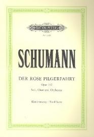 Der Rose Pilgerfahrt op.112- Schumann | Peters