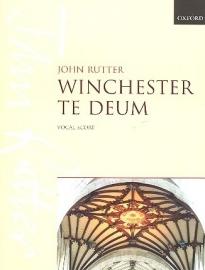Winchester te Deum - Rutter | Oxford