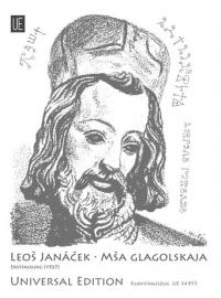 Glagolitische Messe - Erstfassung (1927)- Janacek