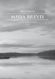 Missa brevis es-Moll - Marten Jansson