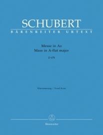Messe As-Dur D678 2. Fassung- Schubert | Barenreiter