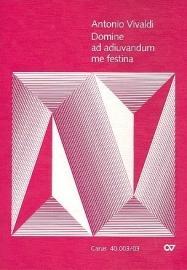 Domine ad adiuvandum me festina- Vivaldi | Carus