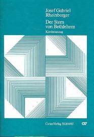 Der Stern von Bethlehem op.164 - Rheinberger