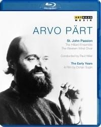 Arvo Pärt - Portret + St Jon-Passion | Blu-Ray