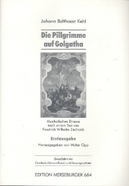 Die Pilgrimme auf Golgatha - Kehl