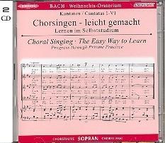 Bach - Weihnachtsoratorium BWV248 - Sopraan | OefenCD