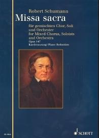 Missa Sacra op.147- Schumann
